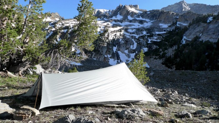 Tarptent ProTrail, photo courtesy of Henry Shires