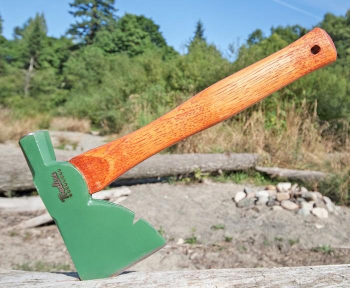 Treeline Outdoors half hatchet