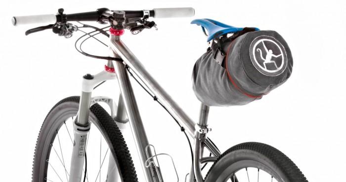 TrunkMonkey Under Bike