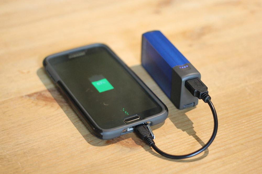 goal zero flip 20 charging