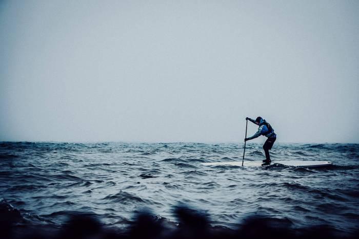 Jared Munch SUP Lake Superior