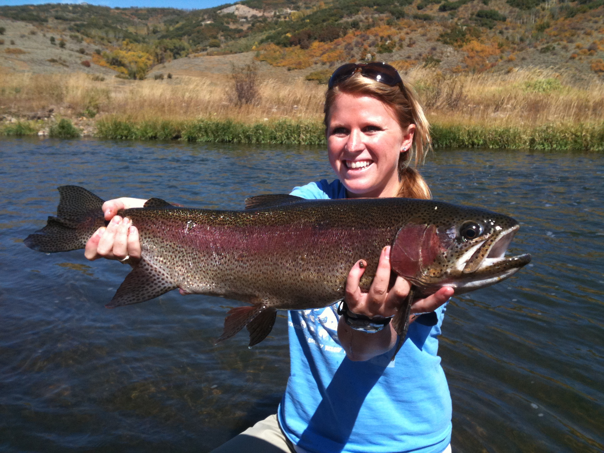Fishing gear complete your summer kit for Women who fish