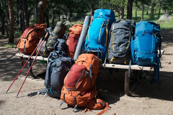 2016 Mountainsmith Packs