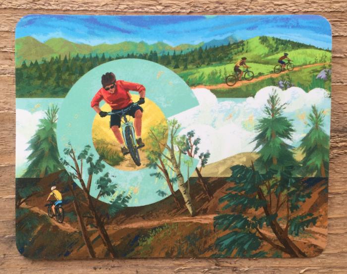 5. Mountain Bike Colorado
