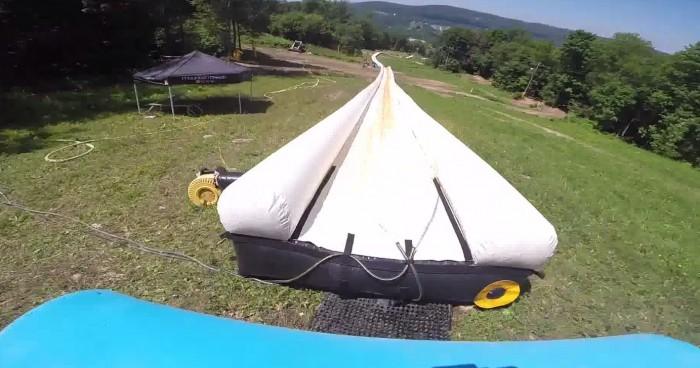 Action Park Slide