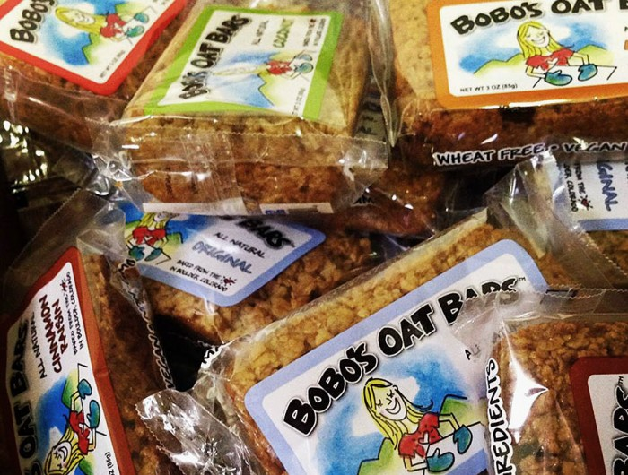 Bobo's Oat Bars - Outdoor Food Startups