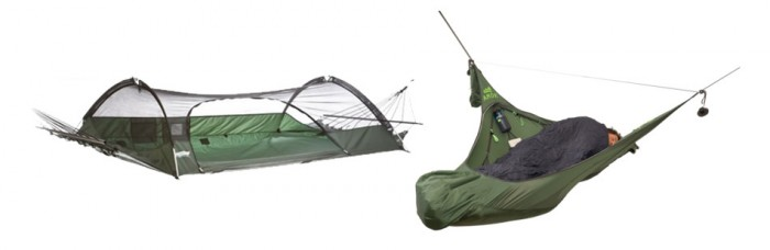 Camping Hammock Test