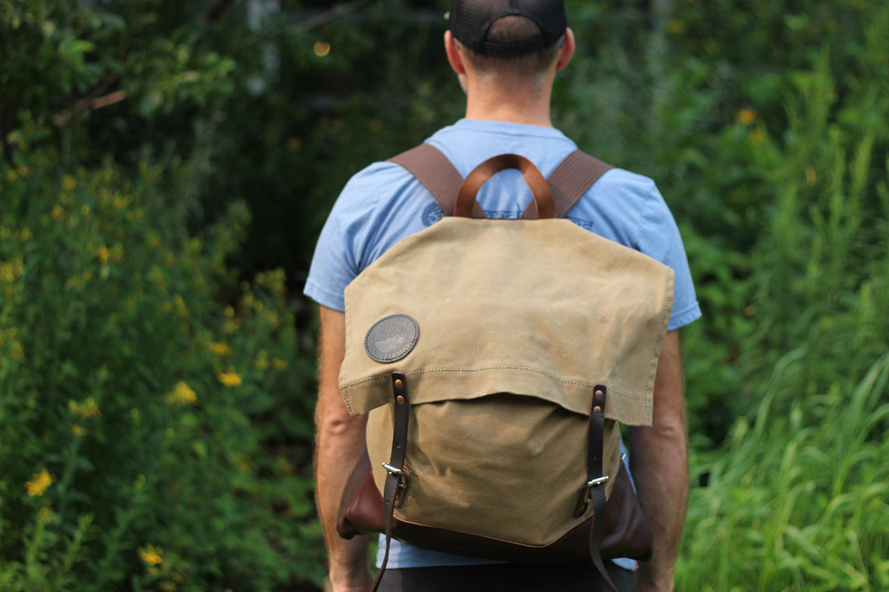 Duluth pack 51 deluxe 9285-1