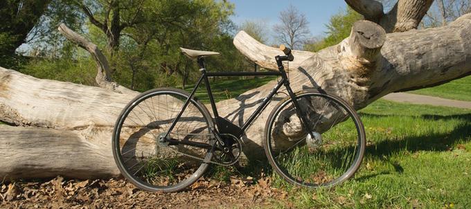 Maxwell electric bike