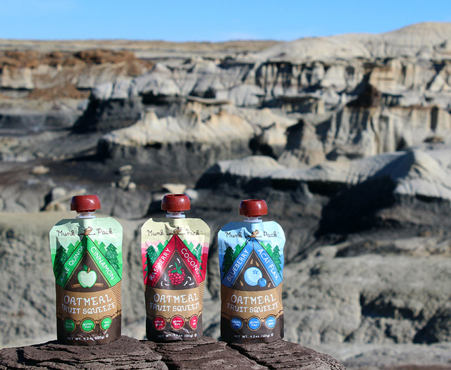 Munk Pack - Outdoor Food Startups