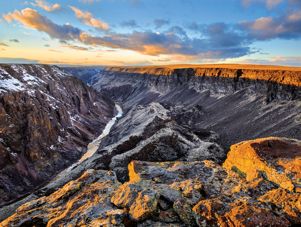 Owyhee Canyonlands of Oregon