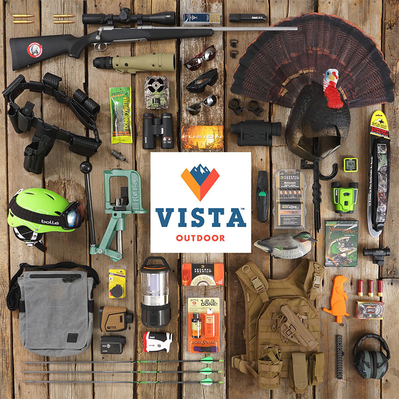 Two outdoor retailers stall orders with Vista Outdoor over guns
