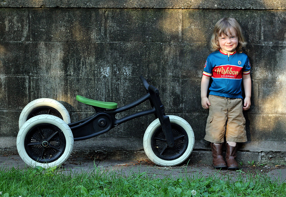Wishbone - kid bike
