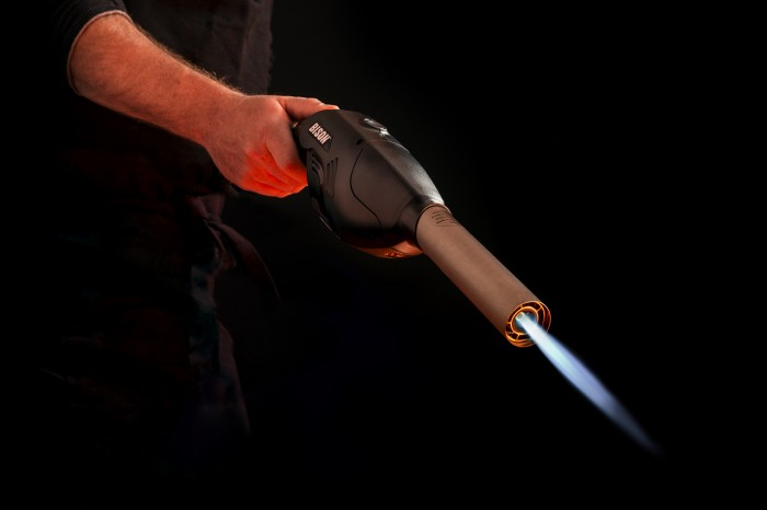bison airlighter torch