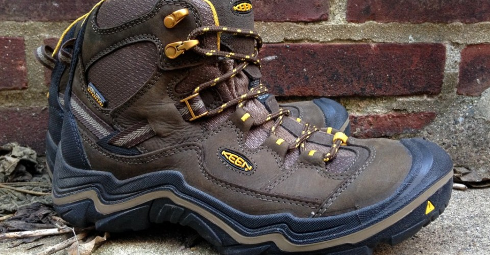 Keen Women's Durand Mid WP Hiking Boots