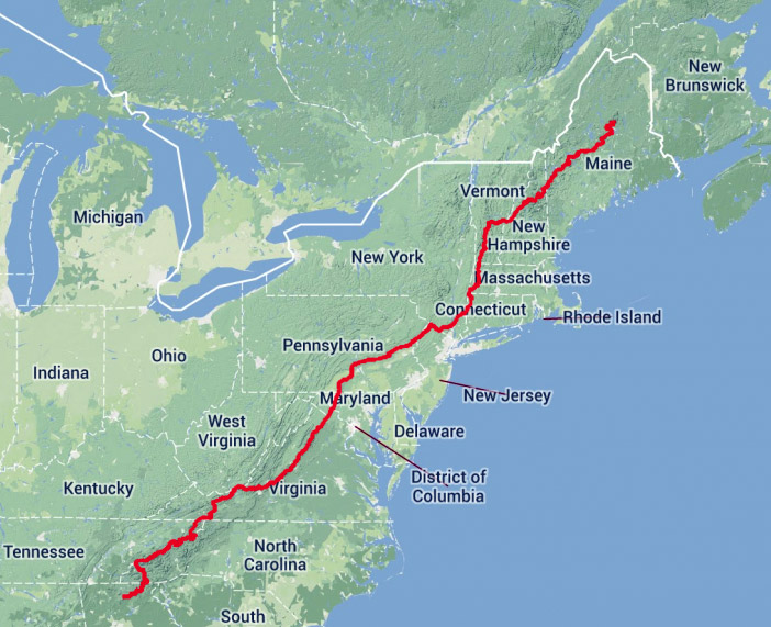 map-of-Appalachian-Trail