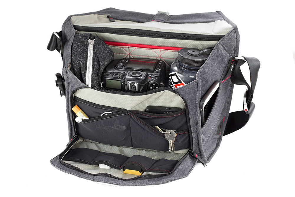A look inside the everyday messenger bag from Peak Design