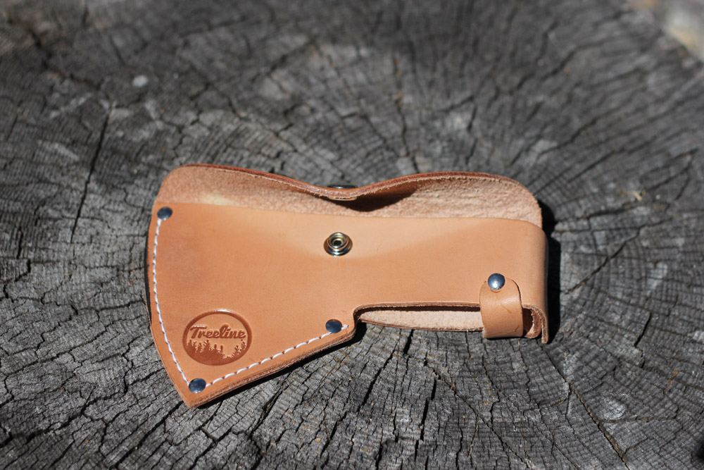 treeline outdoors hudson axe sheath