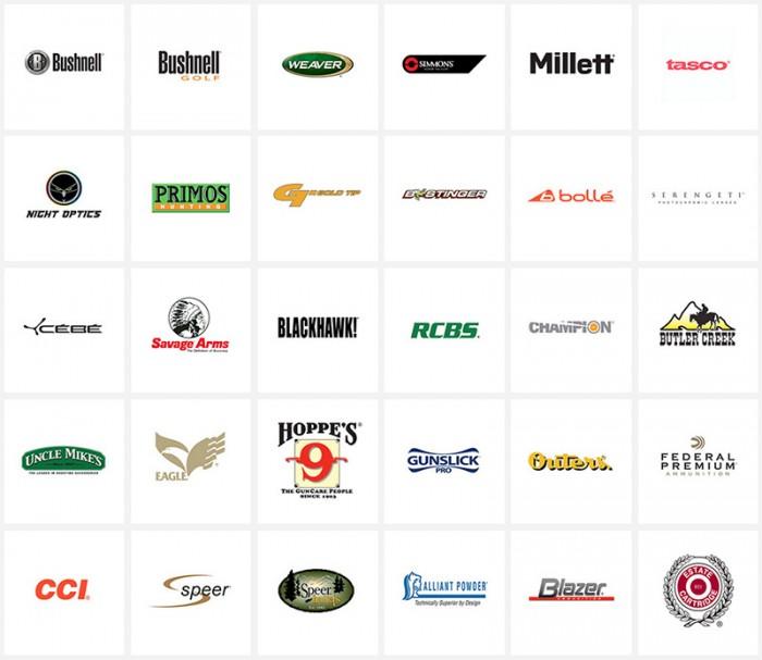 Vista Outdoor brands