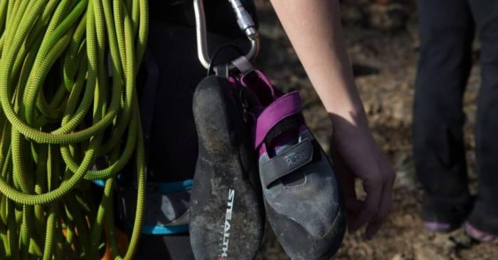 5.10 rogue women climbing shoe