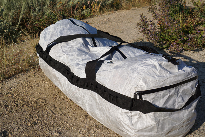 ec5daef0bfe7 Torture Test  Dyneema Duffel Might Be Toughest Bag Yet
