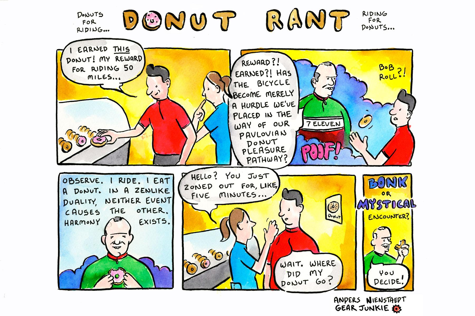 Donut Rant