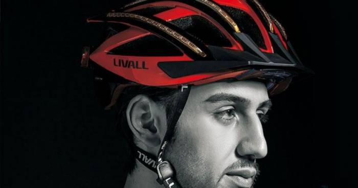 Livall Bling Bike Helmet