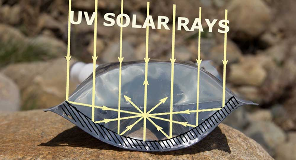 Purify Water With Sunlight Sol Hydration Reservoir Gearjunkie