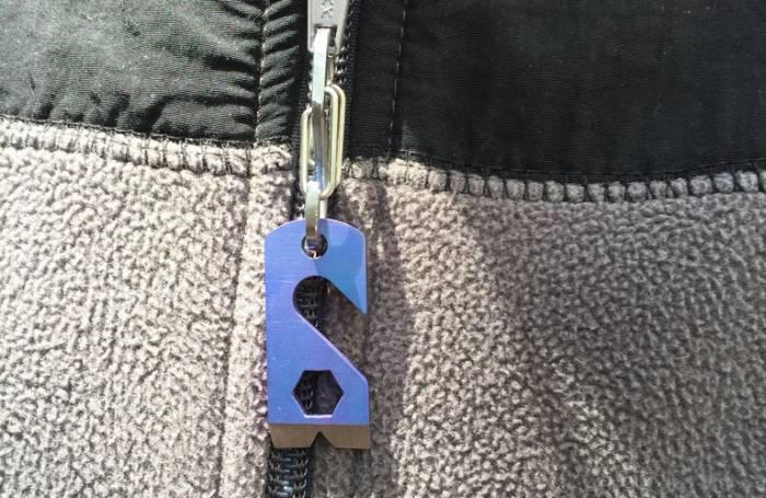 Zipper Tool