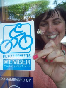 bicycle benefits business
