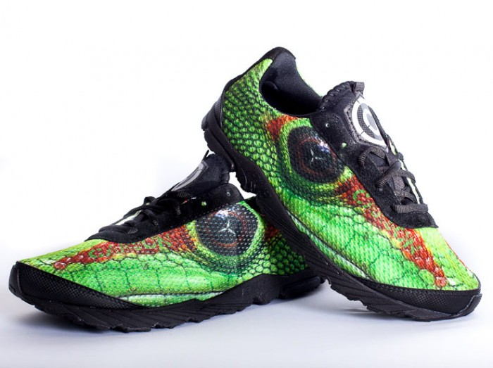 Carson Footwear Iguana Racers - Beat Minimalist Running Shoes from Startups