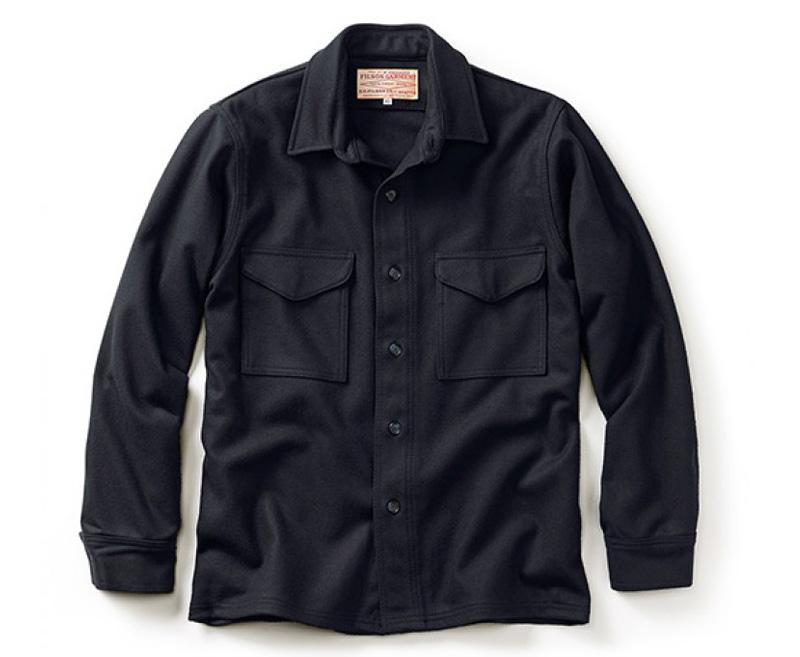 Best flannels 2017: Classic Flannel Jacket -Filson Jac-Shirt ($245)