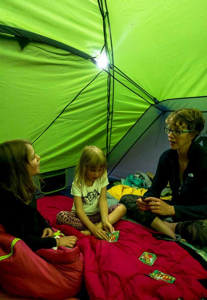 Nemo-Bungalow-Tent-Nighttime