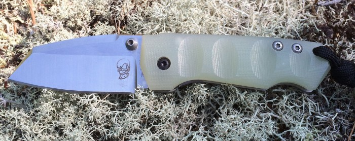Steve Karroll folding knife 2