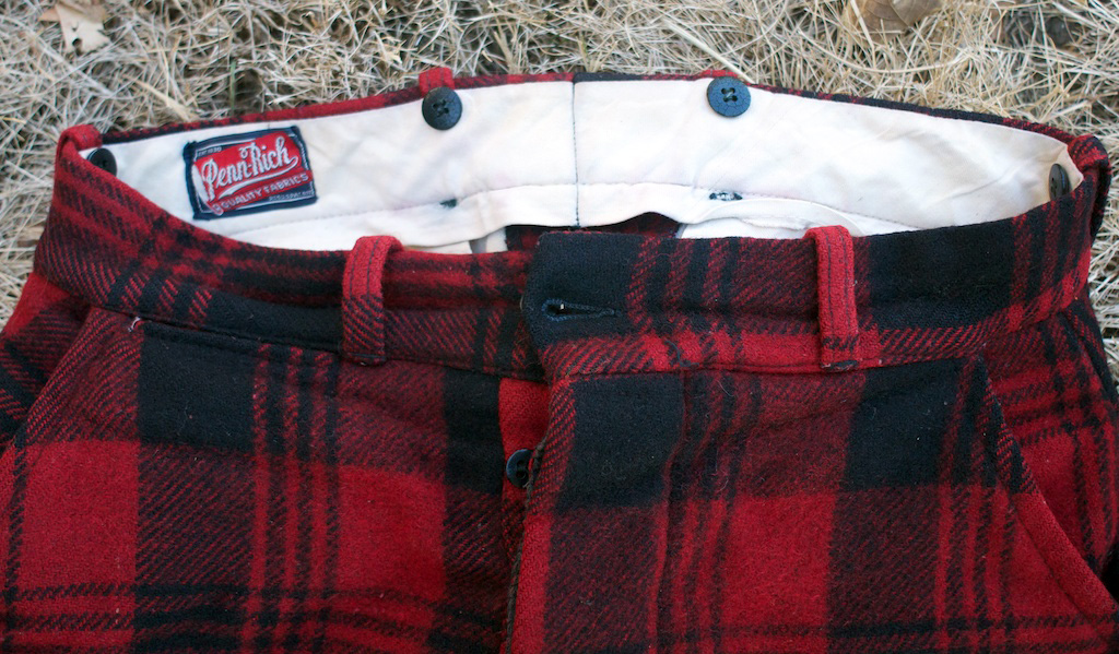 Woolrich hunting Pants (1)