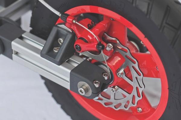 infento disc brakes