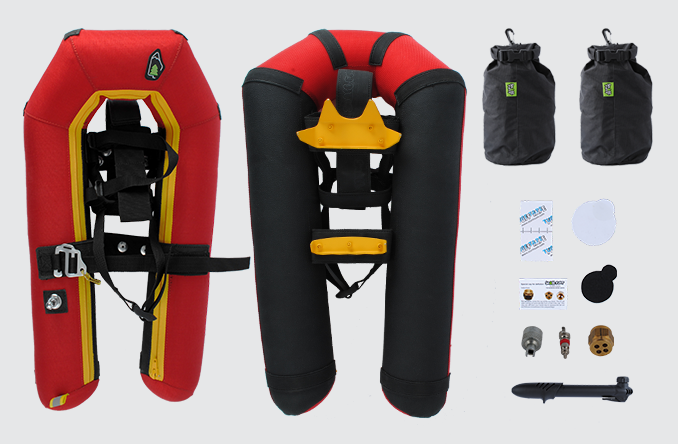 inflatable snowshoes