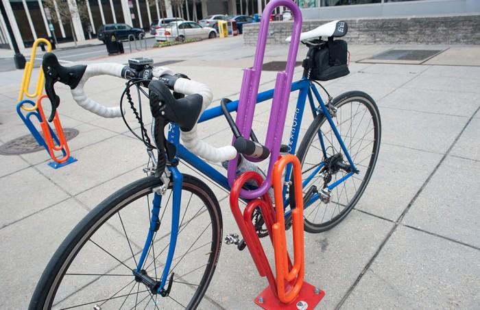 Paperclip rack. Washington, D.C.