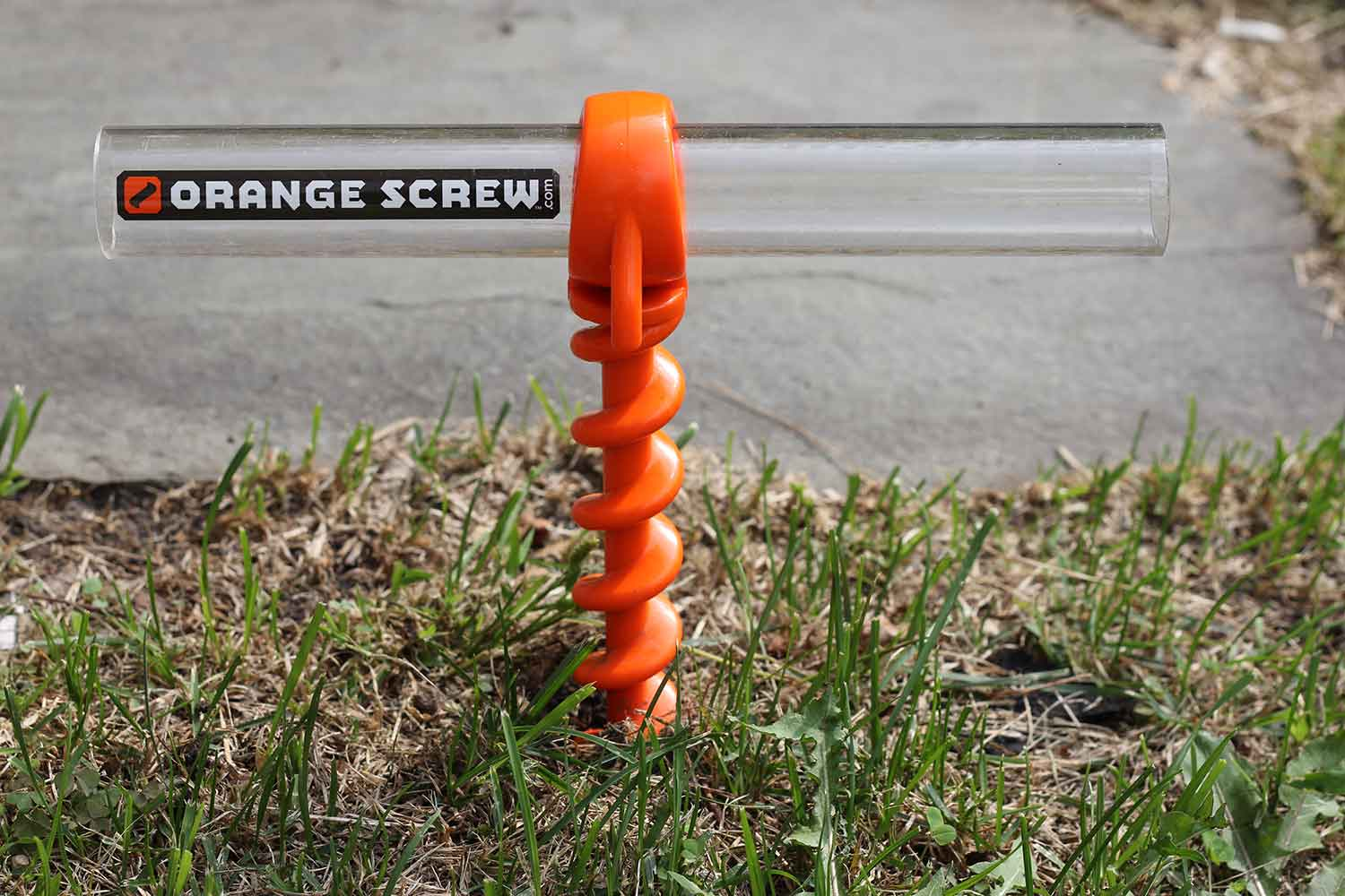 orange-screw-stake