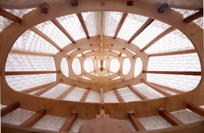 osixhundred kayak interior