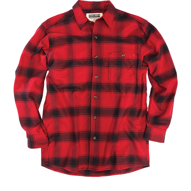 Best Flannel Shirts 2017: stormy kromer flannel