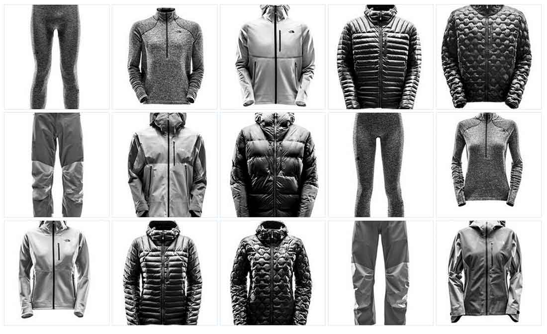 The North Face Top Secret Outerwear Project Unveiled