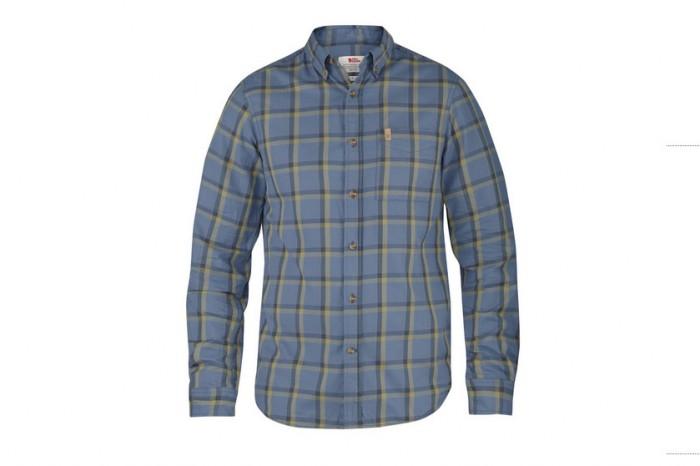 Best flannels 2017: Övik Flannel Shirt Fjallraven