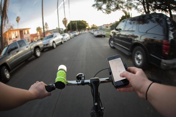 Buckshot Pro Biking