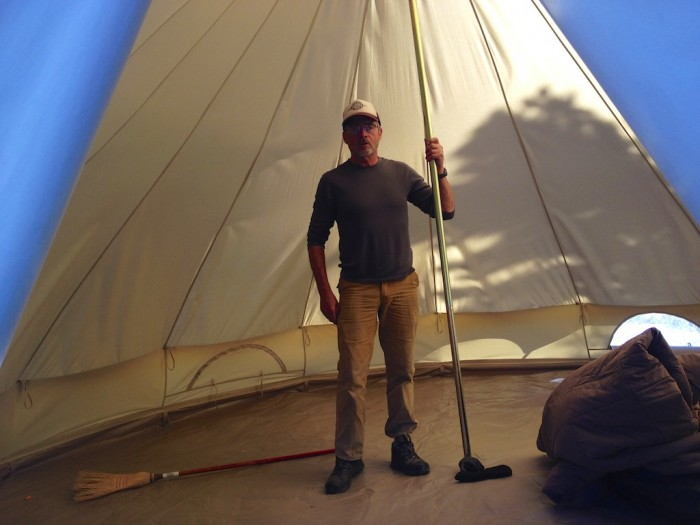 Canvas Camp Tent (1)