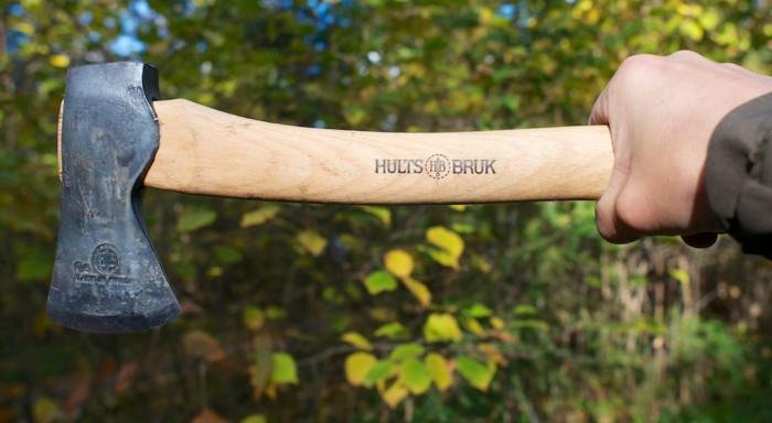 Hults Bruk Hatchet Camping