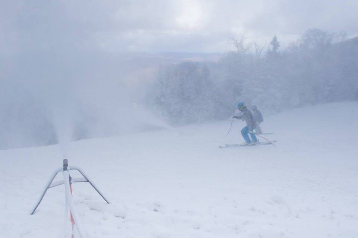 Killington snowmaking