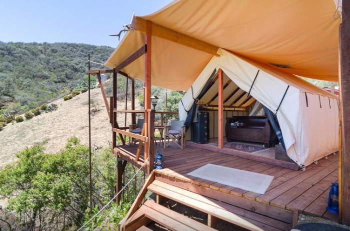 Malibu Tent Camp