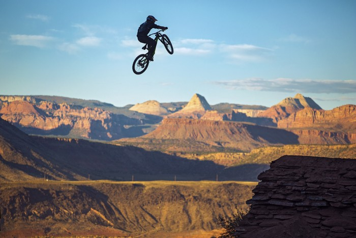 Red Bull Rampage Practice