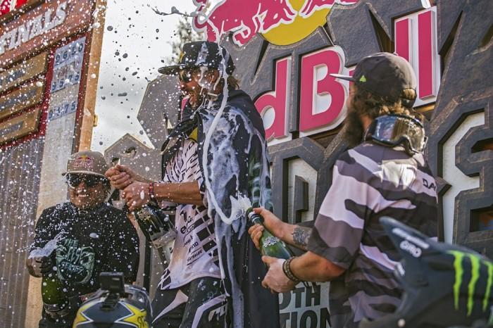 Red Bull Rampage Winners